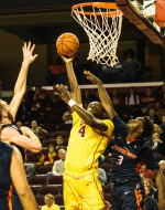 No. 23 USC Stays Unbeaten With A 79-67 Win Over Cornell