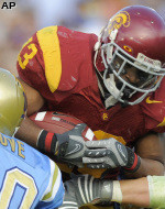 No. 5 USC Pac-10 Champs with Win Against UCLA