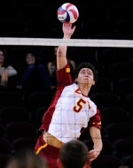 No. 8 USC Men's Volleyball Sweeps No. 11 Hawaii