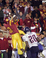 No. 1 USC Cruises Past Arizona, 49-9