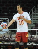 No. 4 USC Men's Volleyball Wins In Sweep At No. 5 Long Beach State