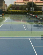 USC Men's Match At Stanford Rained Out