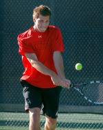 Utah Men's Tennis Upsets No. 67 New Mexico in 4-3 Thriller