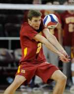 No. 12 USC Men's Volleyball Swept By No. 6 Ohio State