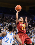 USC Women Aim For Season Sweep Of UCLA On Saturday At Galen