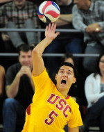 No. 1 UCLA Men's Volleyball Sweeps No. 5 USC