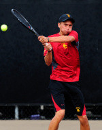 No. 3 USC Men Tear Up Tennessee To Advance At ITA National Indoors