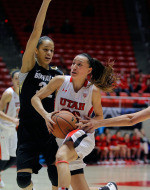 Utah Women's Basketball Hosts Alaska-Anchorage in Exhibition Matchup TONIGHT at 7 p.m.