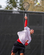 Slim Hamza Named Pac-12 Men's Tennis Player of the Week