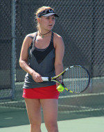 Bekerova Selected to Compete at 2014 Riviera/ITA All-American Championships