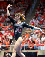 Gymnastics to Compete at NCAA Championships Apr. 18-20