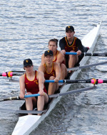 No. 4 Trojans Complete First Day at Lake Natoma Invitational