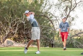 Arizona Finishes William H. Tucker in 14th
