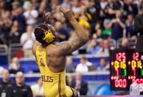 @ASUWrestling's Robles to be Inducted into Arizona Sports HOF