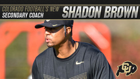 Brown hired to coach CU's Secondary