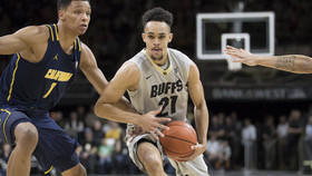 Buffs Set For Pac-12 Tourney Opener Vs. Cougars