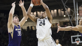 King's Double-Double Big Boost For Buffs In Win Over Washington