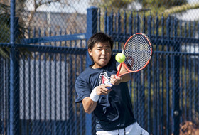 No. 58 Takeda Upsets Nation's Fifth-Ranked Player
