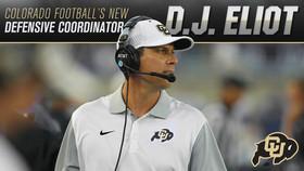 Eliot Named Colorado's Defensive Coordinator