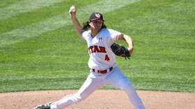 Ottesen With 11 Strikeouts as Baseball Defeats Arizona State, 7-4