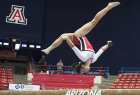No. 21 Arizona Finishes Second in Session; Sixth in Pac-12