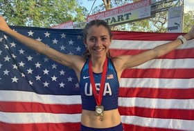 Murphy Helps Lead Team USA to Victory at NACAC Cross Country Championships