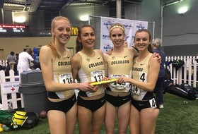 DMR Relay Wins National Title