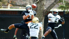 Eye On Newcomers, Youngsters In CU Spring Game