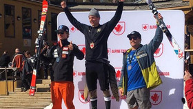 Ketterer Claims NorAm Cup Slalom Title