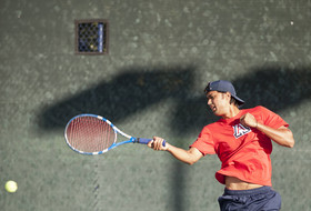 Men's Tennis Kicks Off Season in New Mexico