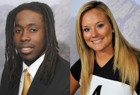 Smith and Schaefer Score CU Athlete of the Week Honors