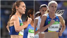 Coburn, Simpson Lead U.S. To DMR World Record