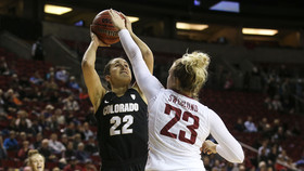 Buffs Ousted From Pac-12 Tournament As Late Rally Falls Short