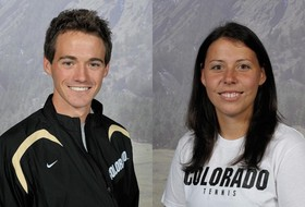 Kyle and Jendrian Earn CU Athlete of the Week Honors