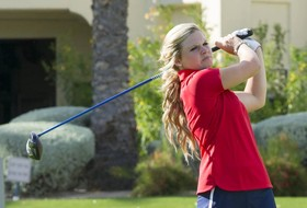 No. 13 Women's Golf Top Five After Round One