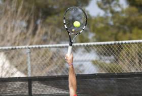 Tennis Defeats Gonzaga 7-0