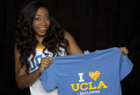 I Love UCLA WBB T-Shirts Can Be Picked Up At Tomorrow's Football Game