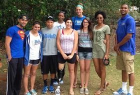 UCLA Women's Basketball Spends the Summer Giving Back