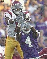 USC's Late Rally Comes Up Short Against Kansas State