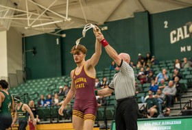 @ASUWrestling Earns First Shutout Since 2012 in Win Over Cal Poly