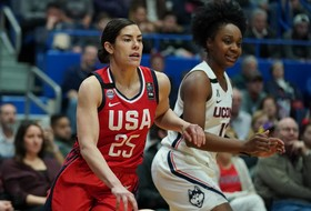 Kelsey Plum Selected to USA 3x3 Olympic Qualifying Team