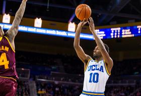 No. 3 UCLA Defeats Sun Devils, 102-80