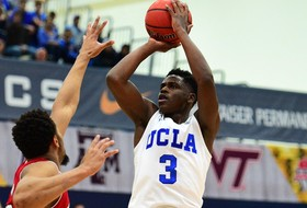 Holiday Named UCLA's Student-Athlete of the Week