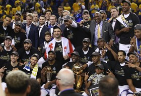 Former UCLA Players Contribute to Warriors' Title