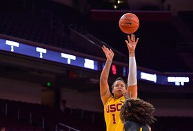 USC And Utah Combine For 20 Threes As Utes Eke Out 67-65 Win Over Trojans