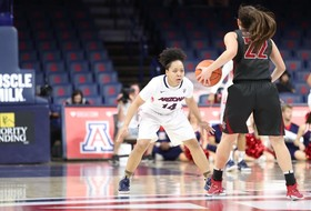 Arizona Grinds out 56-55 Win Over Washington State