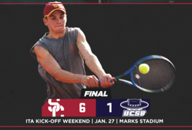 No. 5 USC Men Victorious On ITA Kick-Off Weekend With 6-1 Win Over UC Santa Barbara