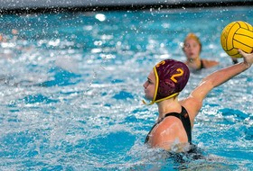 Maud Megens Sticks Six In 22-8 Win For No. 1 USC