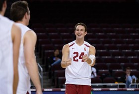 No. 11 USC Men's Volleyball Comes Back To Beat Ohio State In 5 Sets On Second Day Of Pac-12/Big Ten Challenge