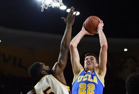 No. 5 UCLA Outlasts Arizona State, 87-75